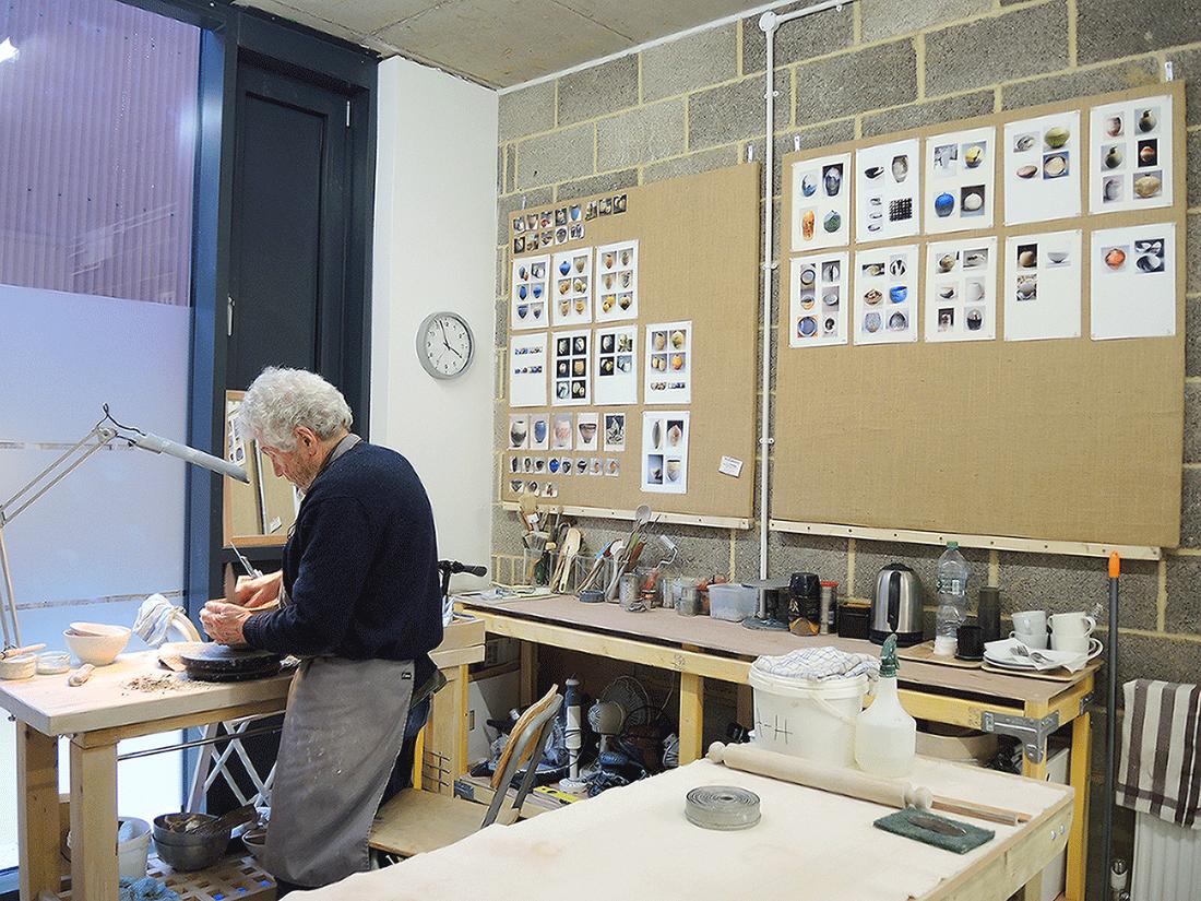 Allan Manham Studio, Croydon