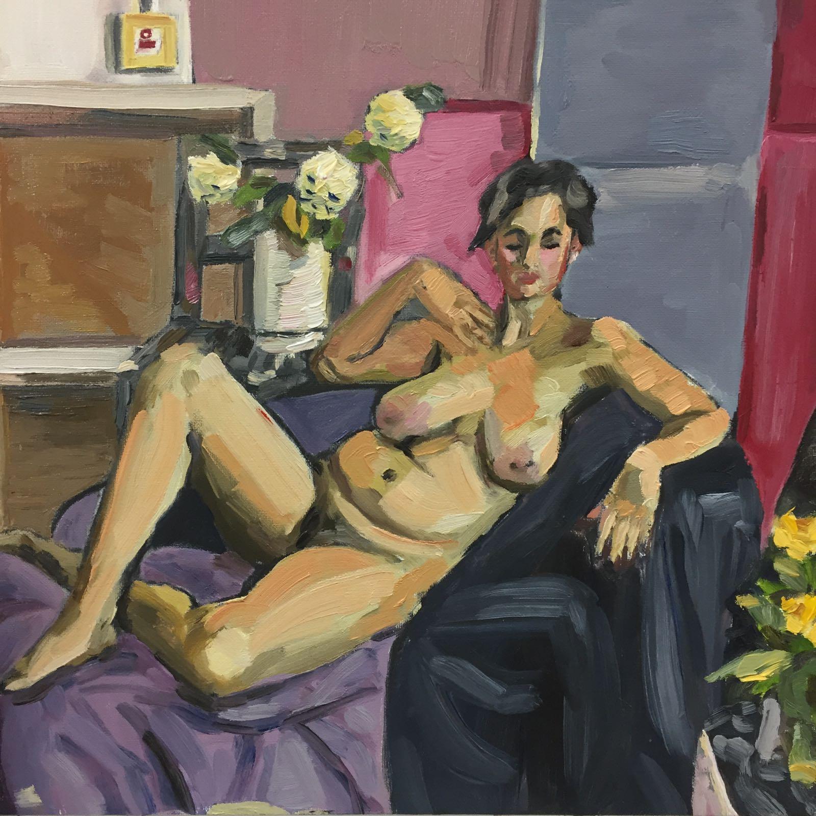 Flora Malpas - Bedroom Artists Collective