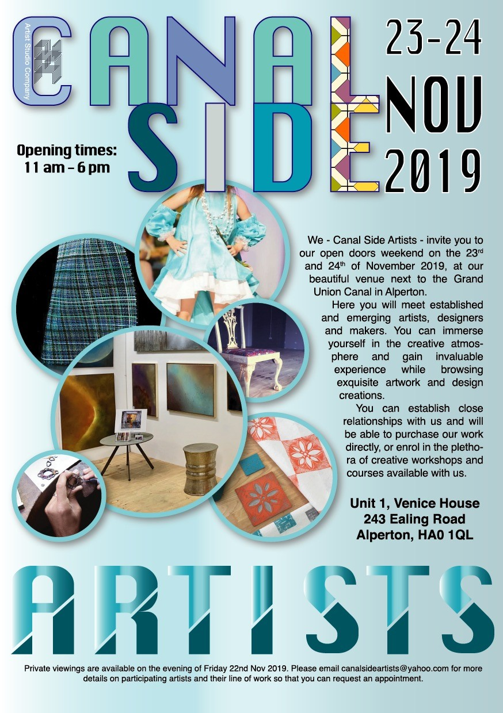 Canal Side - ASC Open Studios