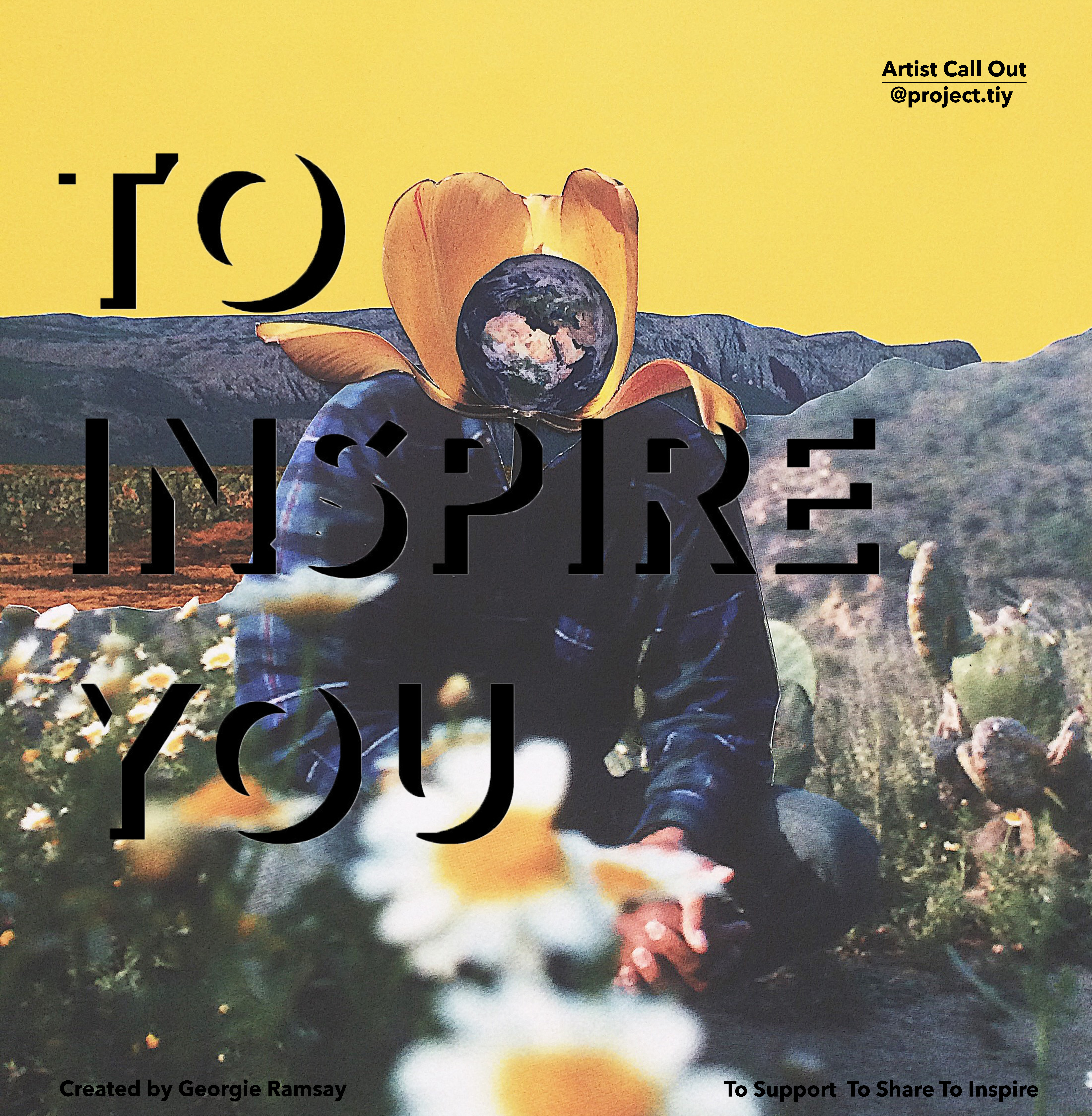 To Inspire You - Artist Call Out