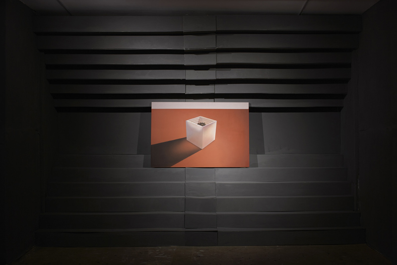 150x100cm - oil on canvas