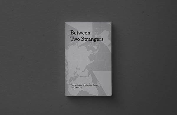 Between Two Strangers by Katie Kerr, GLORIA Books