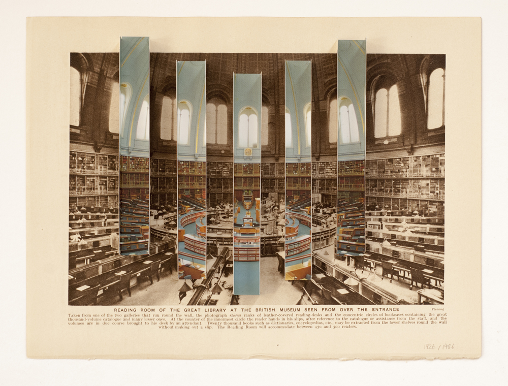 The British Library Reading Room 1926 / 1986