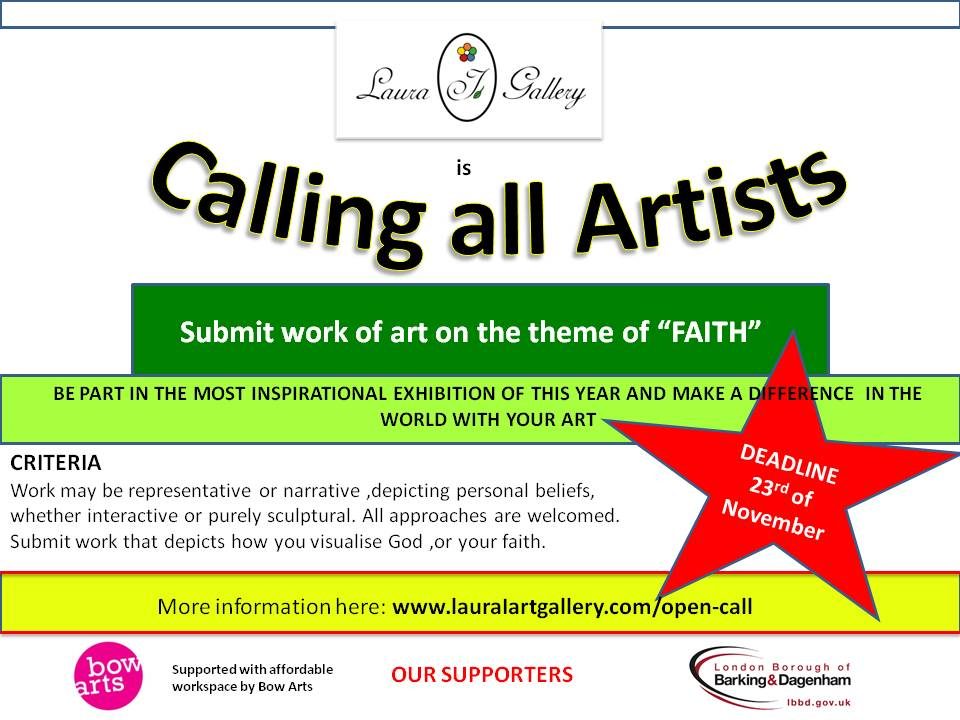Opportunity for Artists