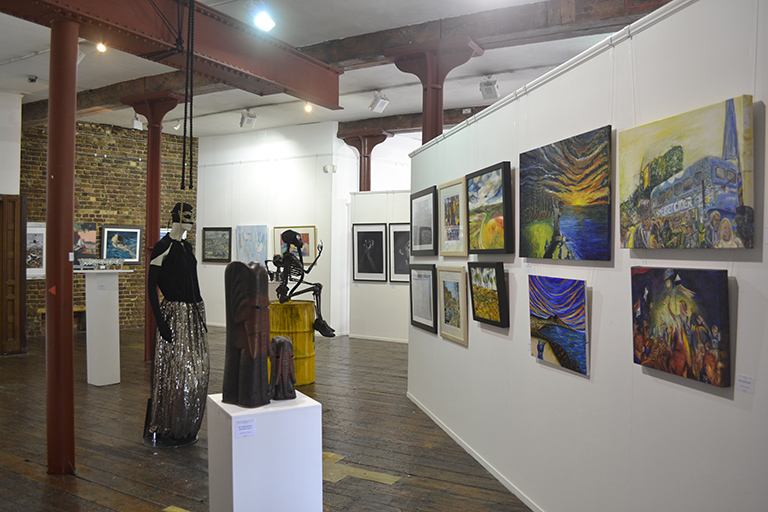 Exhibit Here's 2017 Summer Exhibition at the Menier Gallery