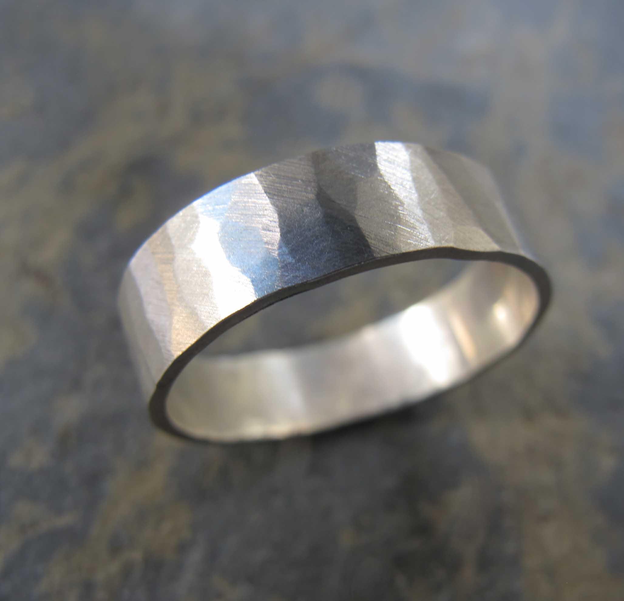 3c6150c720be5 Men's handmade wedding band rings - London | London's Artist Quarter