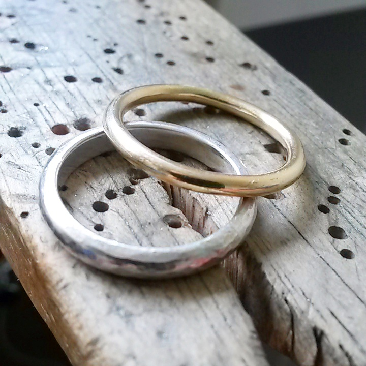 make your own wedding rings london s artist quarter - Make Your Own Wedding Ring