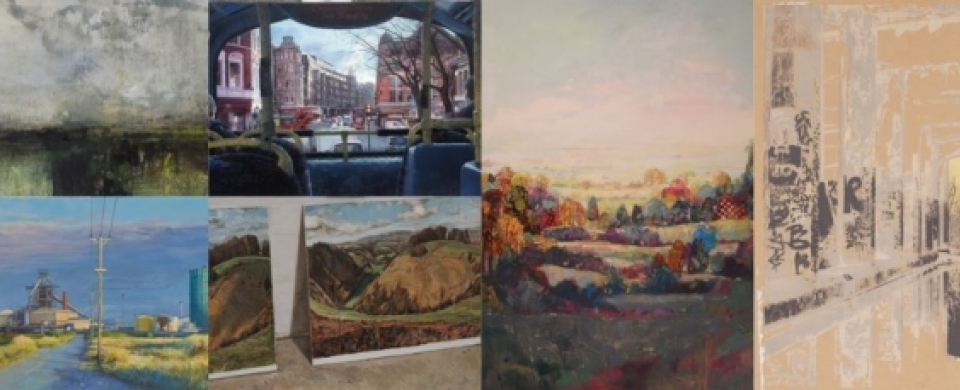 landscape artist of the year 2018