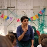 Grethe Mangala Jensen - Sandal Sticks Theatre's picture