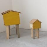 Yellow Houses