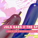 Poster 'JULSGABS, the space I exist in' Solo Show