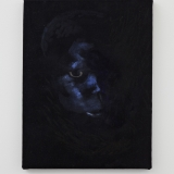 painting from series 'Feral Children'