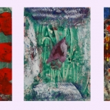 Oil Monoprints