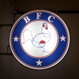 BFC Whitaker Esam Chicken Shop Art Sign