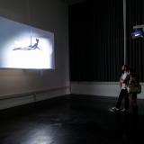 Documentation of Cosmic Tissue a video installation