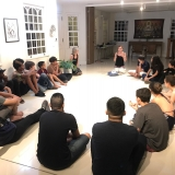 Images from Air B2B residency (People's Palace Projects/British Council)