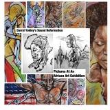 Pictures at an African Art Exhibition- David Emmanuel Noel