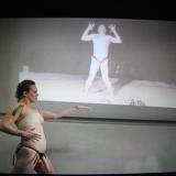 Queered Énoncé Performance Video Still