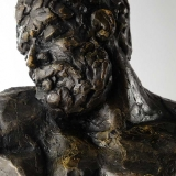 sculpture, figurative art, bronze, eva terzoni
