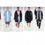 Graduate Fashion Week showcase 2014