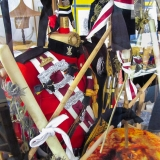 Blackwatch Cabinet of Ceremonial Canons (Detail)