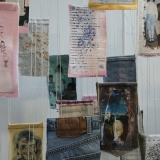 Amanda Carmichael, textiles, art, mixed images