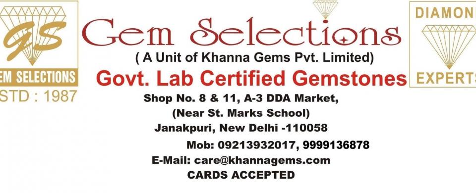 Address: Shop No.8 & 11, A -3, DDA MARKET, Janakpuri, New Delhi, 110058