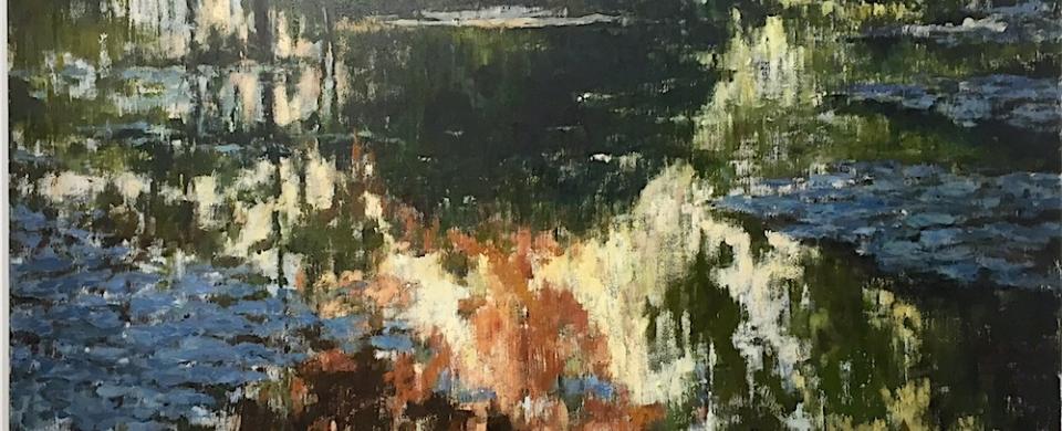 Enthusiasm, 120x155 cm, Oil on canvas