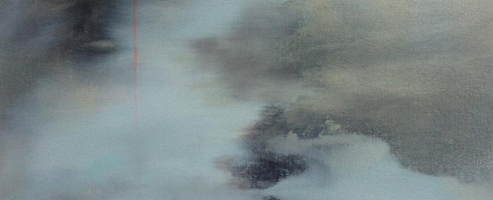 Fumarole Painting - Suzi Morris
