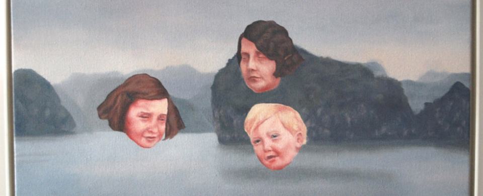 2017 oil on canvas