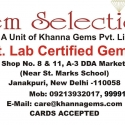 Address: Shop No.8 & 11, A -3, DDA MARKET, Janakpuri, New Delhi, 110058